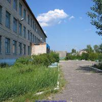 Еленская средняя школа (11.06.2009), Еленский