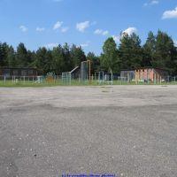 Полоса препятствий в Еленской средней школе(11.06.2009), Еленский