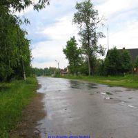 ул.Ленина в сторону гутовского возле выхода из переулка Пушкина (12.06.2009), Еленский