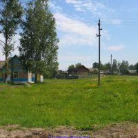 ж.д. станция Еленск (12.06.2009), Еленский
