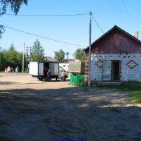 """п.Еленский, на """"Горку"""" привезли хлеб (08.06.2010), Еленский"""