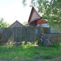 Возле дома Олега Стёпкина (08.06.2011), Еленский