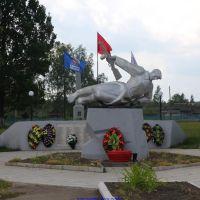 Памятник павшим воинам (12.06.2011), Еленский