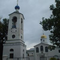 Храм Покрова Пресвятой Богородицы в Жиздре / Pokrovsky Cathedral in Zhizdra, Жиздра