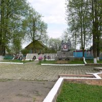 Памятник ВОВ, Износки