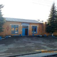 Станция Износки, Износки