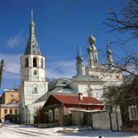 Old Believers Church / ц. Знамения Богородицы, Калуга