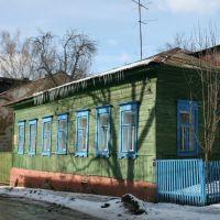 non-event on Voskresensky lane, Калуга