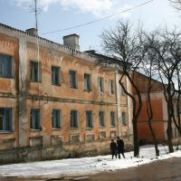 Sunday walk on Voskresenskaya street, Калуга