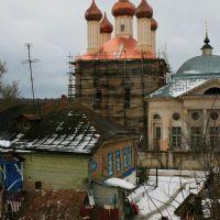 restoration, Калуга