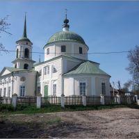 Церковь Благовещения Пресвятой Богородицы в Козельске, Козельск