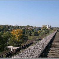 Железнодорожный мост, Козельск