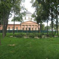 """Парк на части территории бывшего """"древнего города., Козельск"""