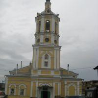 Церкви города Козельска., Козельск