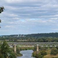река Жиздра, Козельск