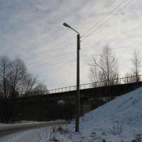 Железнодорожный мост, Кондрово