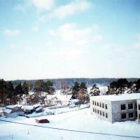 Вид с крышы, Кондрово