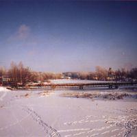 Шаня зимой, Кондрово