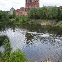 Кондрово старыйи полотняный завод, Кондрово