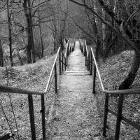 Лестница, Кондрово