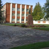 Административное здание, Людиново