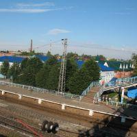 Вокзал 07.2008, Малоярославец