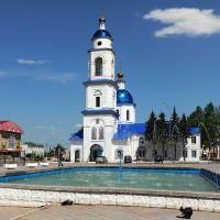 Храм в честь Казанской иконы Божией Матери, Малоярославец