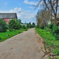 Улица Гоголя, Малоярославец