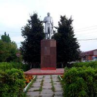 Памятник В.И. Ленину, Медынь
