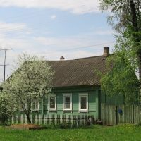 House in center of Medyn, Медынь