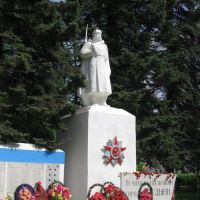 Monument to the Russian Soldier, Медынь