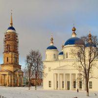 Meshchovsk. Cathedral of the Annunciation Мещовск. Собор Благовещения Пресвятой Богородицы, Мещовск
