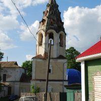Мещовск. Колокольня старого Благовещенского собора, Мещовск