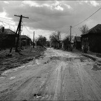 Herzen`s street, Мещовск