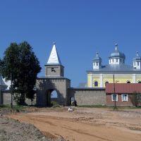 Мещовский Свято-Георгиевский мужской монастырь, Мещовск