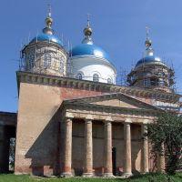 Мещовск. Благовещенский собор. Август 2007 года, Мещовск
