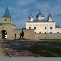 Мужской монастырь Святого Георгия (Мещовск), Мещовск