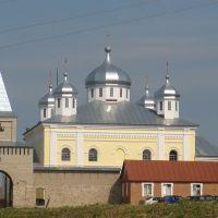 """г. Мещовск """"Георгиевский монастырь"""" 2008 год, Мещовск"""