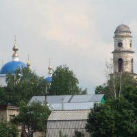 """г. Мещовск """"Башня в центре города"""" 2008, Мещовск"""