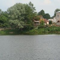 г. Мещовск река Турея (2008 год), Мещовск