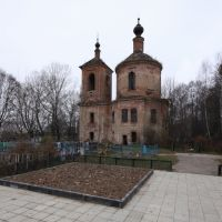 Церковь Бориса и Глеба (Мосальск), Мосальск