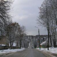 Мосальск, спуск, Мосальск