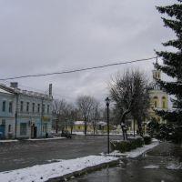 Мосальск, Соборная площадь, Мосальск