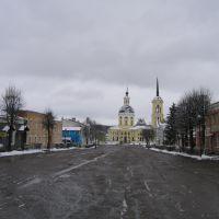 Мосальск, улица Советская, Мосальск