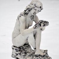 Девушка с ... Скульптура  AY, Обнинск