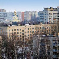 """Святыня в городских """"джунглях"""", Обнинск"""