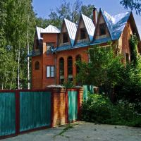 """""""Домик"""" в лесу, Обнинск"""