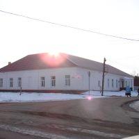 сиротский приют на ул.Ленина.Перемышль. март 2009г., Перемышль
