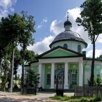 Спас-Деменск Храм, Спас-Деменск