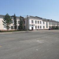 Школа №2, Спас-Деменск